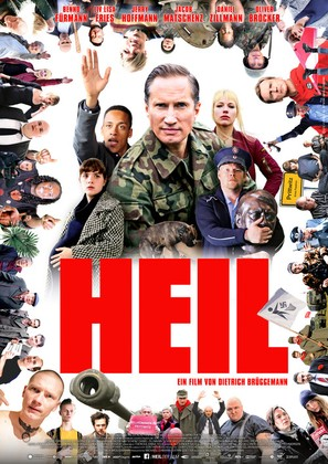Heil - German Movie Poster (thumbnail)