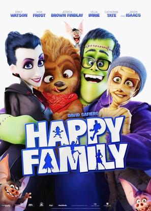 Happy Family - British Movie Poster (thumbnail)