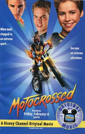 Motocrossed - Movie Poster (thumbnail)
