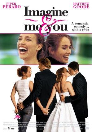 Imagine Me & You - Dutch Movie Poster (thumbnail)