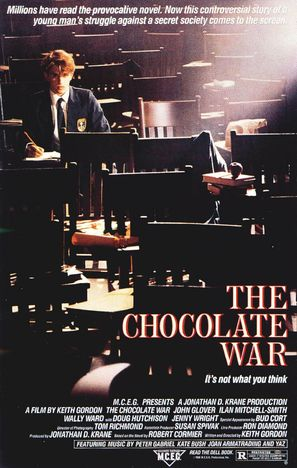 The Chocolate War - Movie Poster (thumbnail)