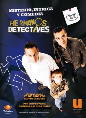 """Hermanos y detectives"" - Movie Poster (thumbnail)"