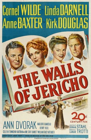 The Walls of Jericho - Movie Poster (thumbnail)