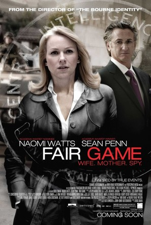 Fair Game - Movie Poster (thumbnail)
