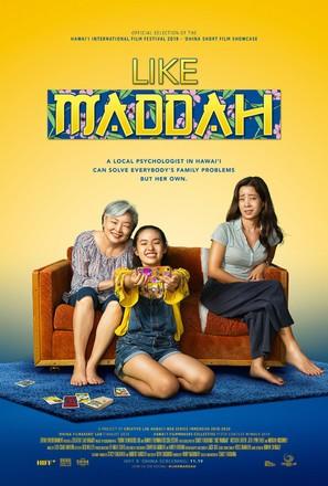 """Like Maddah"""
