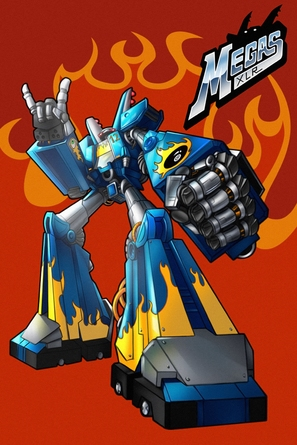 """Megas XLR"" - Movie Cover (thumbnail)"