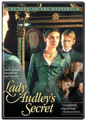 Lady Audley's Secret - DVD cover (thumbnail)