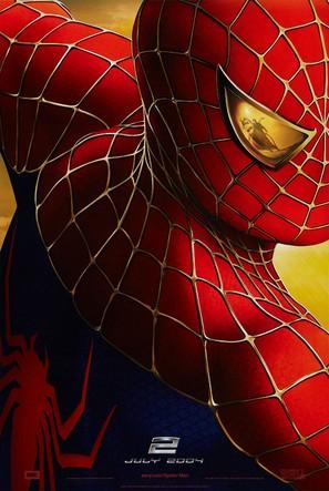 Spider-Man 2 - Advance poster (thumbnail)