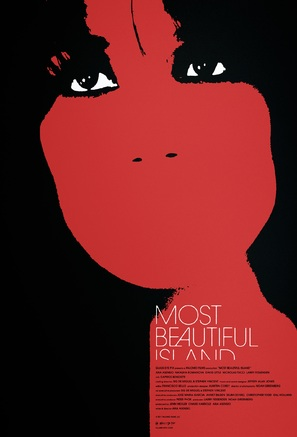 Most Beautiful Island - Movie Poster (thumbnail)