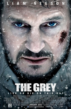 The Grey - Movie Poster (thumbnail)