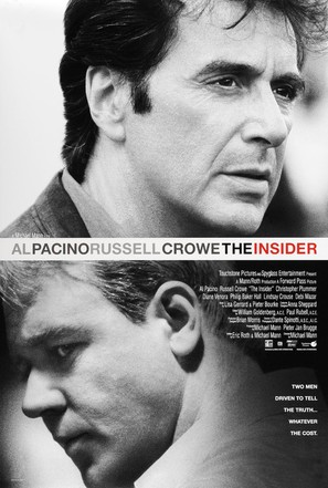 The Insider - Movie Poster (thumbnail)