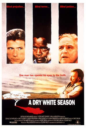 A Dry White Season - Movie Poster (thumbnail)