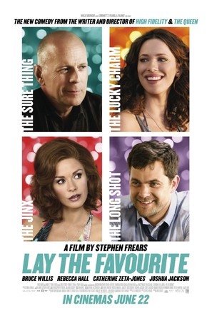 Lay the Favorite - British Movie Poster (thumbnail)