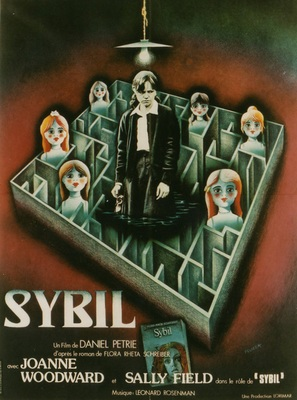 Sybil - French Movie Poster (thumbnail)