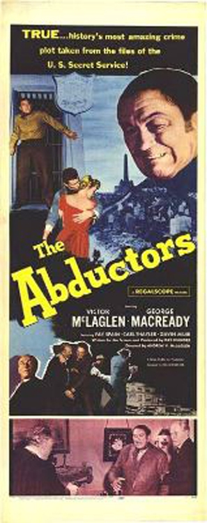 The Abductors - Movie Poster (thumbnail)