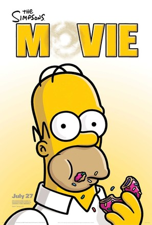 The Simpsons Movie - Movie Poster (thumbnail)