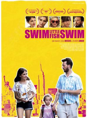 Swim Little Fish Swim - French Movie Poster (thumbnail)