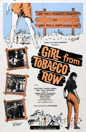 The Girl from Tobacco Row - Movie Poster (thumbnail)