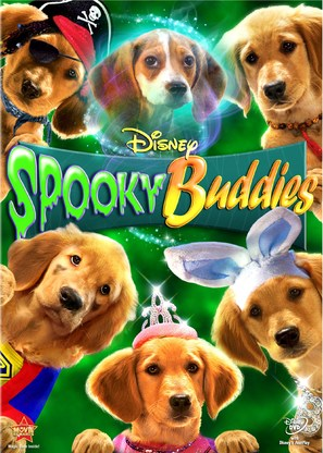 Spooky Buddies - DVD cover (thumbnail)