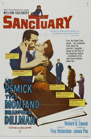 Sanctuary - Movie Poster (thumbnail)