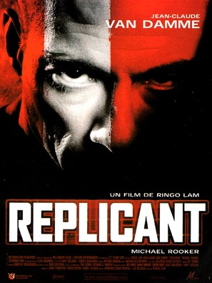 Replicant - French Movie Poster (thumbnail)