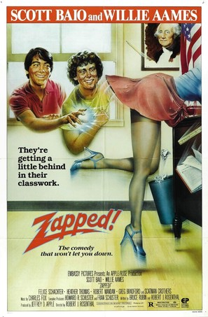 Zapped! - Movie Poster (thumbnail)