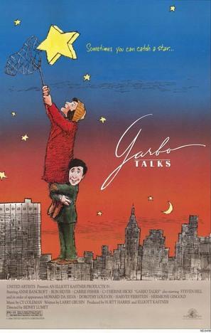 Garbo Talks - Movie Poster (thumbnail)