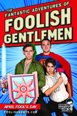 """The Fantastic Adventures of Foolish Gentlemen"" - Movie Poster (thumbnail)"