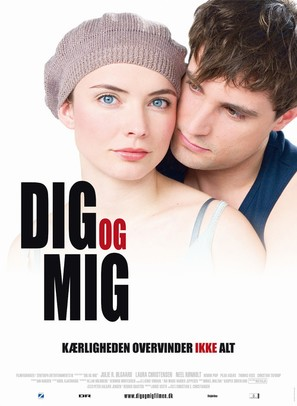 Dig og mig - Danish Movie Poster (thumbnail)