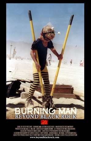Burning Man: Beyond Black Rock - poster (thumbnail)