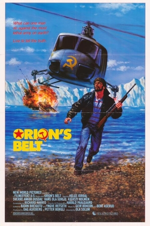 Orions belte - Movie Poster (thumbnail)