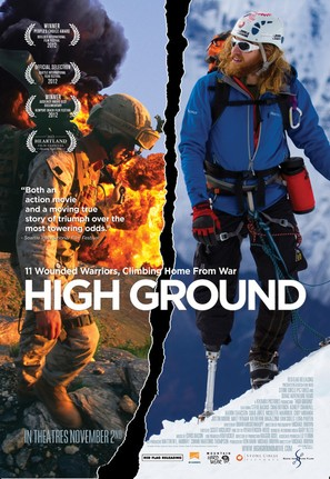 High Ground - Movie Poster (thumbnail)