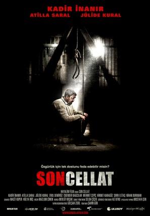Son cellat - Turkish Movie Poster (thumbnail)