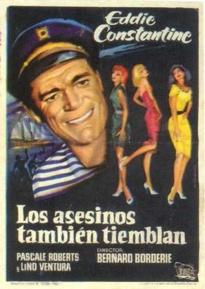 Ces dames préfèrent le mambo - Spanish Movie Poster (thumbnail)