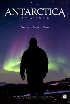 Antarctica: A Year on Ice - New Zealand Movie Poster (thumbnail)