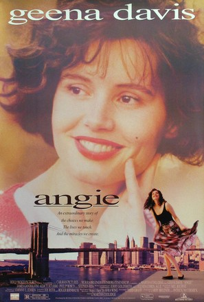 Angie - Movie Poster (thumbnail)