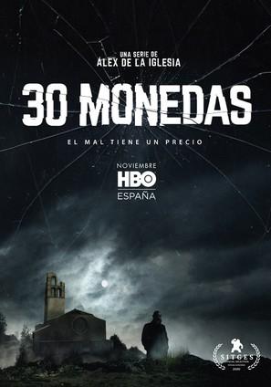 """30 Monedas"" - Spanish Movie Poster (thumbnail)"