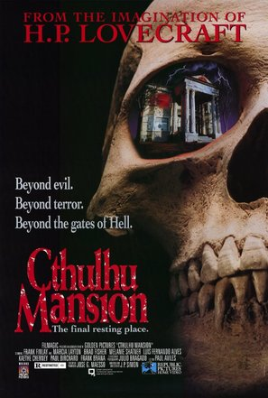 La mansión de los Cthulhu - Movie Poster (thumbnail)