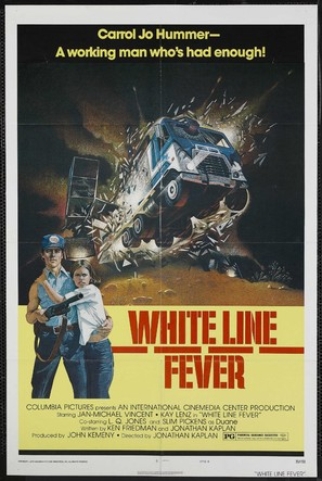 White Line Fever - Movie Poster (thumbnail)