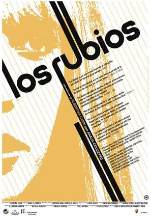 Rubios, Los - Argentinian poster (thumbnail)