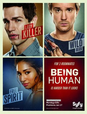 """Being Human"" - Movie Poster (thumbnail)"
