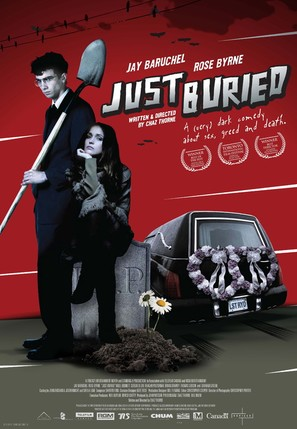 Just Buried - Canadian Movie Poster (thumbnail)