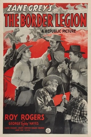 The Border Legion - Movie Poster (thumbnail)