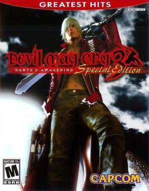 Devil May Cry 3 - poster (thumbnail)