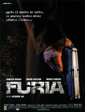 Furia - French Movie Poster (thumbnail)
