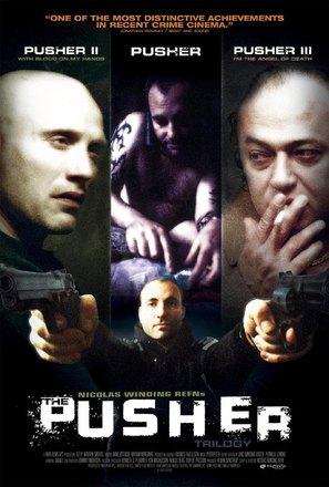 Pusher - Movie Poster (thumbnail)