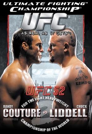 UFC 52: Couture vs. Liddell 2 - poster (thumbnail)