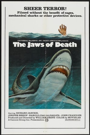 Mako: The Jaws of Death - Movie Poster (thumbnail)