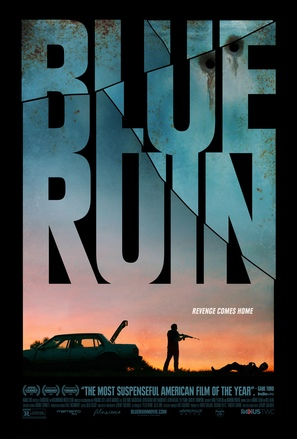 Blue Ruin - Movie Poster (thumbnail)