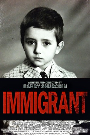 Immigrant - Movie Poster (thumbnail)